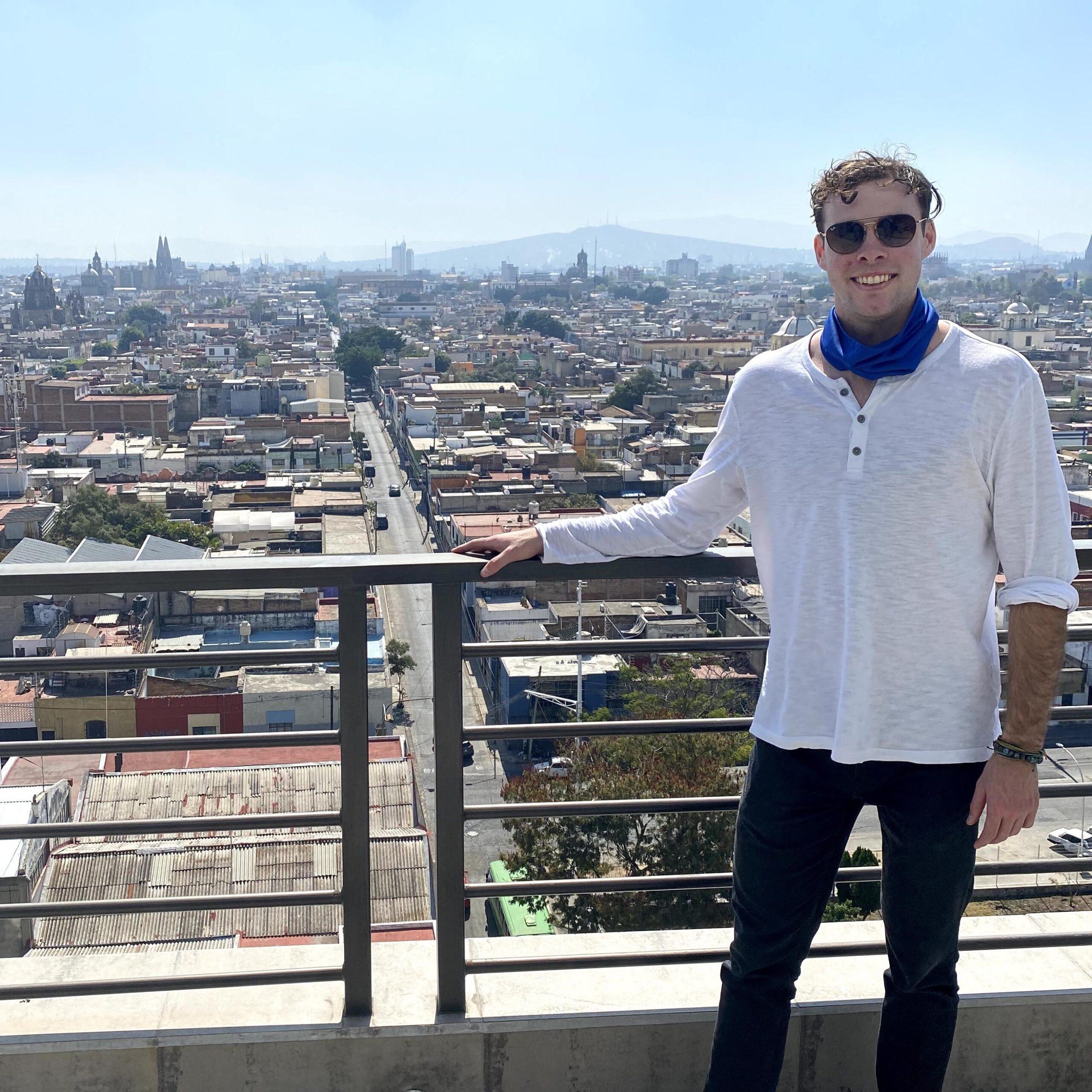 Brandon Shirk, Founder of SOVA